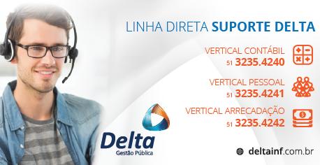 Delta oferece linha direta com suporte telefônico