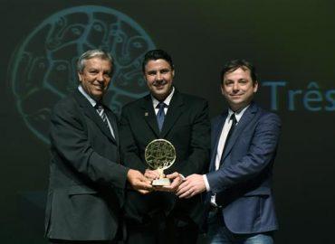 Cliente DELTA Recebe Prêmio de Responsabilidade Social 2016