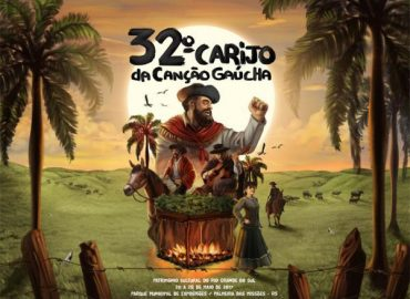 Delta apoia 32ª Carijo da Canção Gaúcha, em Palmeira das Missões