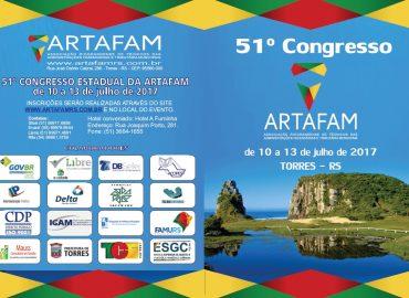 Delta é apoiadora do 51º Congresso da ARTAFAM
