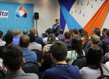 Confraternização: Delta reúne colaboradores em evento de final de ano