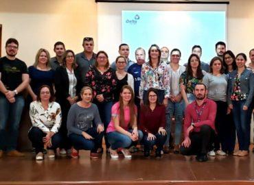 Delta promoveu Treinamento Regional em São Pedro do Sul