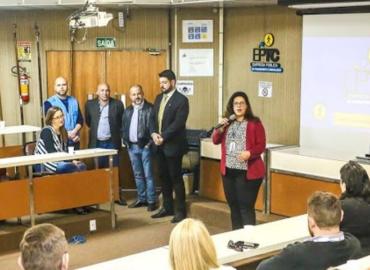 """Delta recebe certificação """"Empresa Amiga da EPTC"""""""