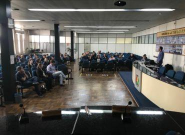 Delta promove treinamento em Palmeira das Missões