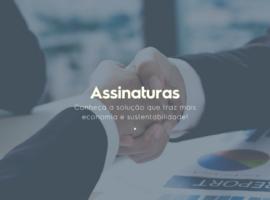 Assinaturas: uma gestão mais econômica, sustentável e digital