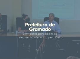 Servidores de Gramado participam de capacitação do sistema Compras